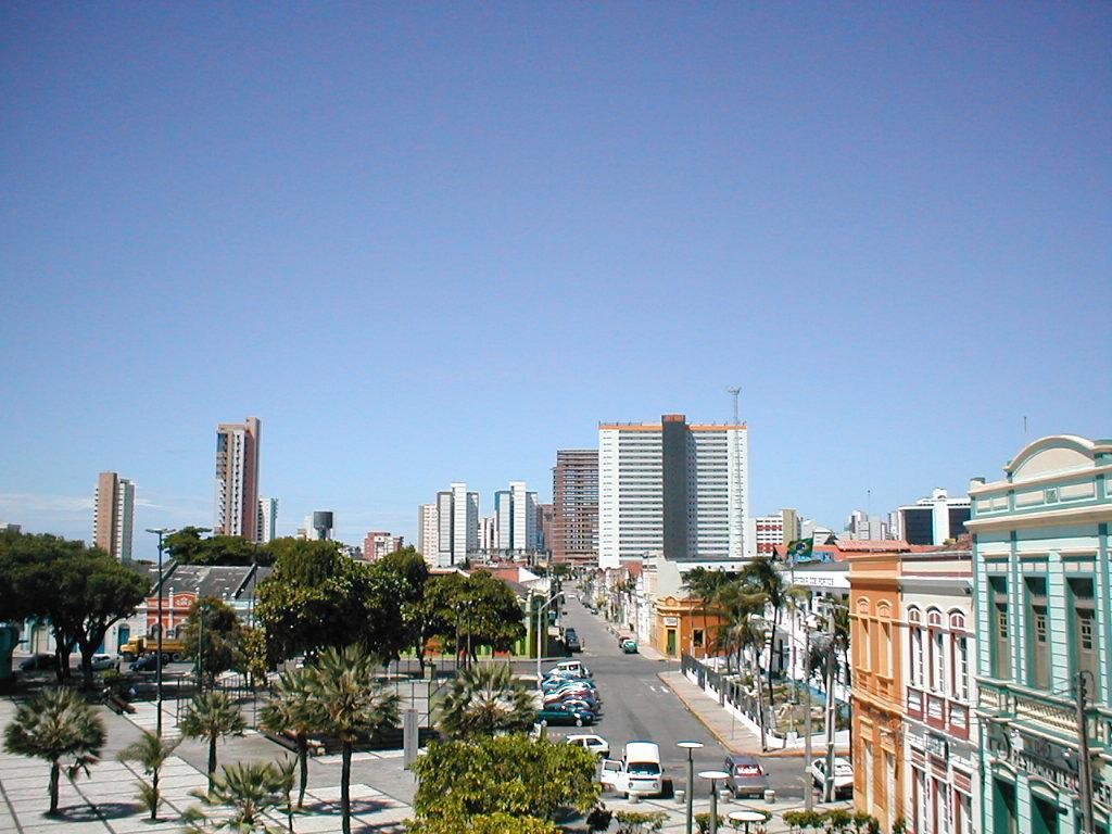 Image result for city of Fortaleza in Brazil