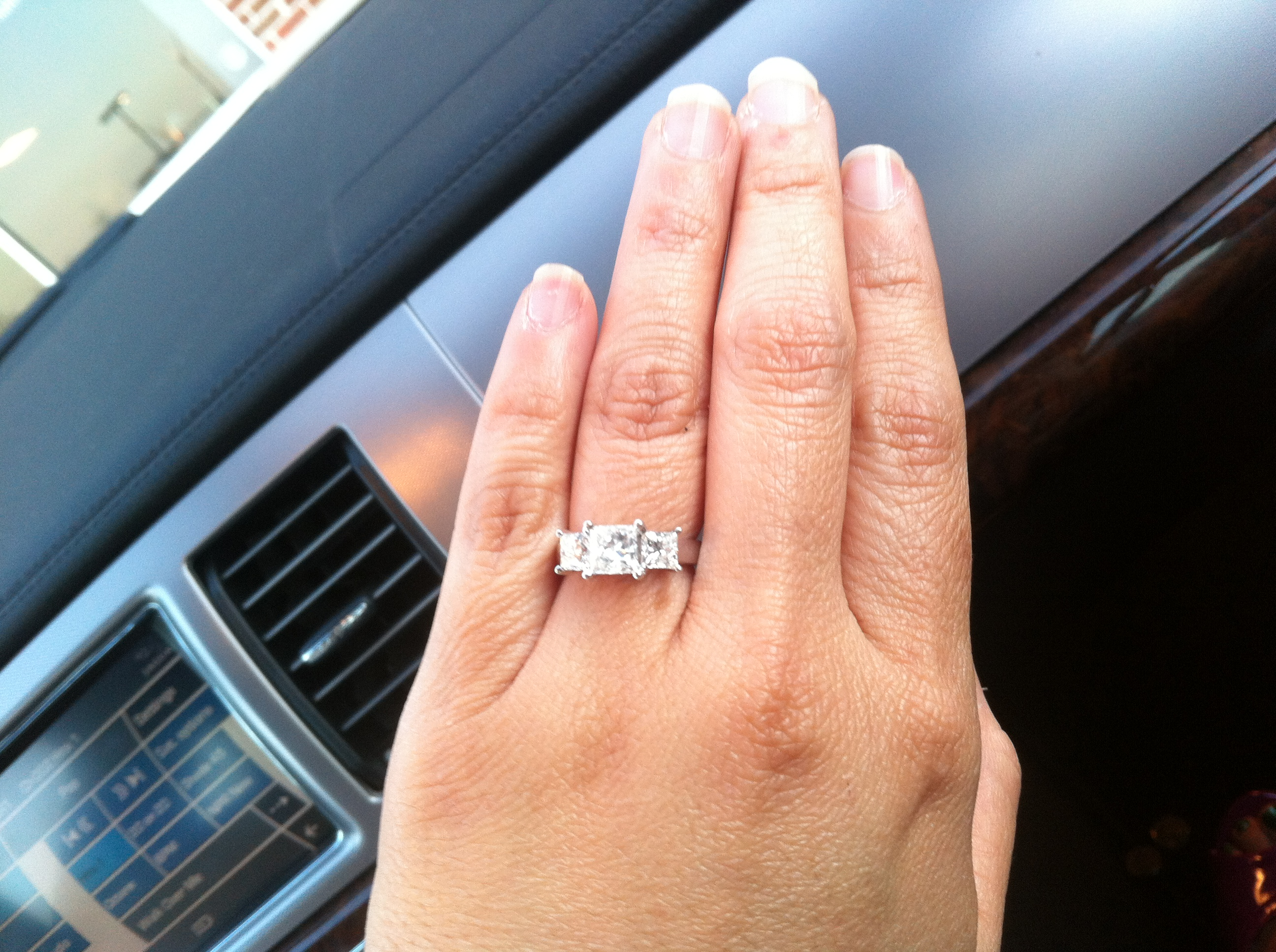 engagement rings and wedding bands - what is a reasonable price
