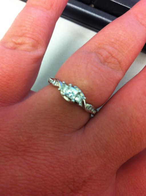 Engagement Ring Is It Acceptable To Buy Cheap And Upgrade Later