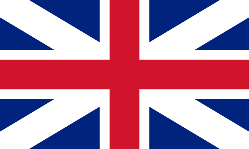 This is the pre 1801 flag of Great Britain also referred to as The ...