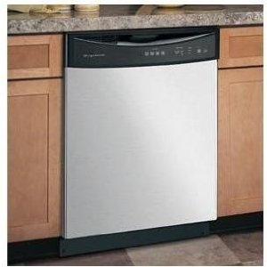 frigidaire fdb1100rhc 24 full console dishwasher energy saver stainless steel - Frigidaire Reviews