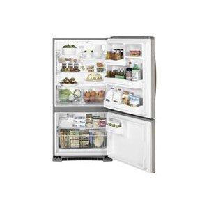 Ft. Bottom Freezer Refrigerator With Right Hinge Door