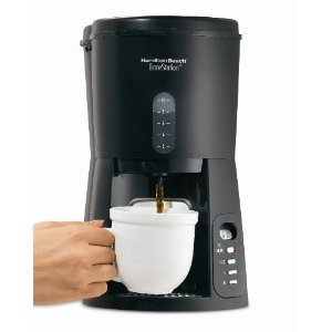 Review Of Hamilton Beach Brew Station 47374 10 Cup Coffee Maker