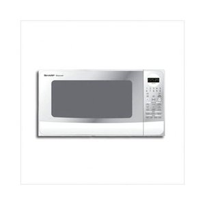 Review Of Sharp Carousel R 307nw Microwave Reviews Money Value 1100 Watt