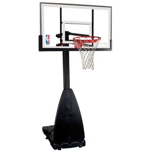 spalding-portable-basketball-system-with-54-inch-aluminum photo