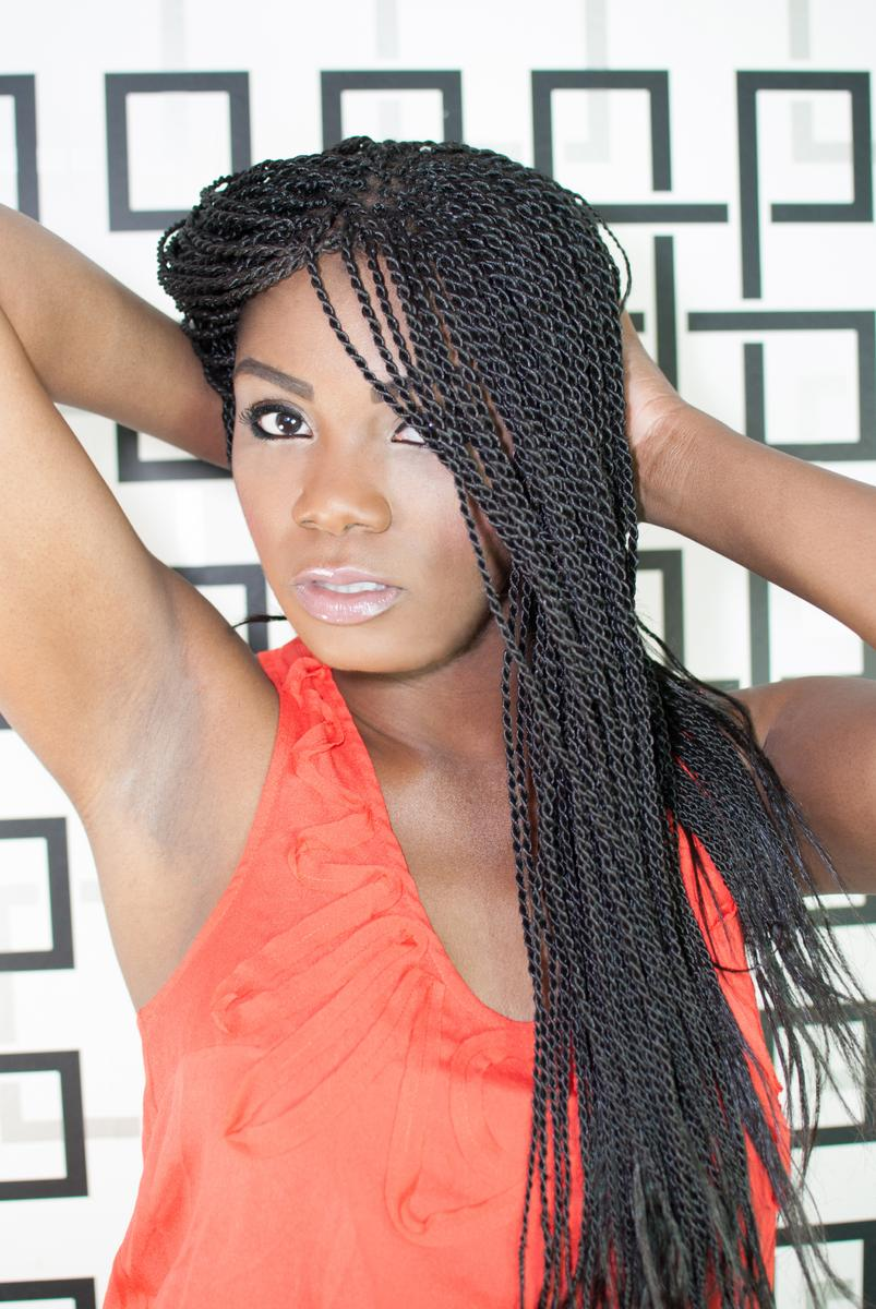 Agou Hair Braiding Senegalese twists