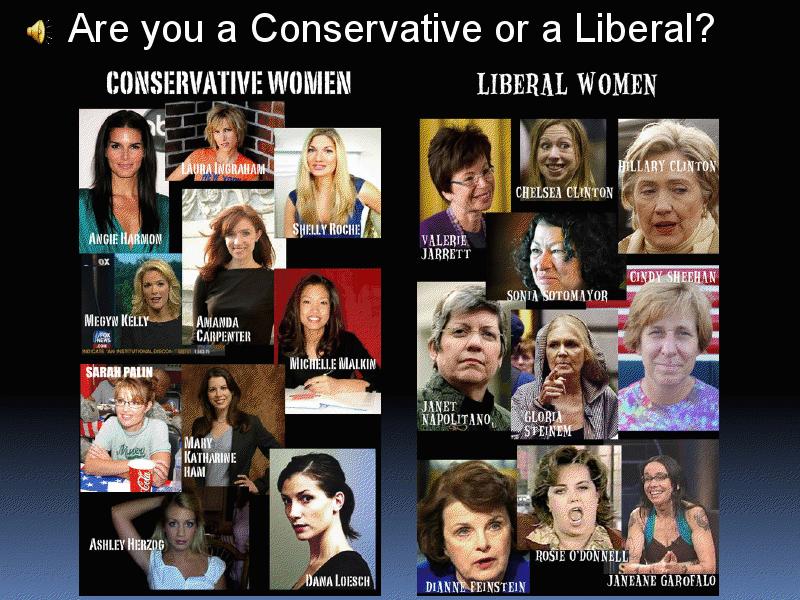 liberal vs conservative origional essay