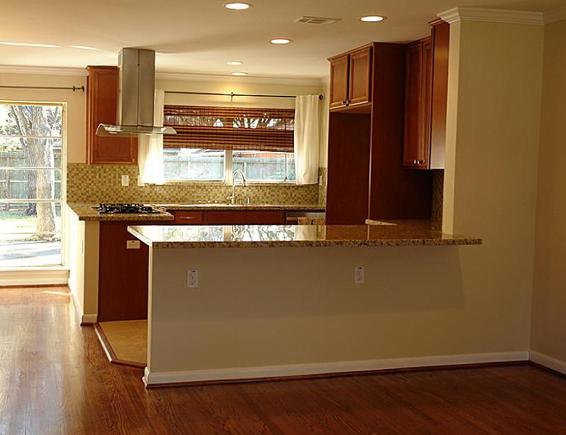 How Much For A New Kitchen To Look Like This? (Granite, Floor Plan