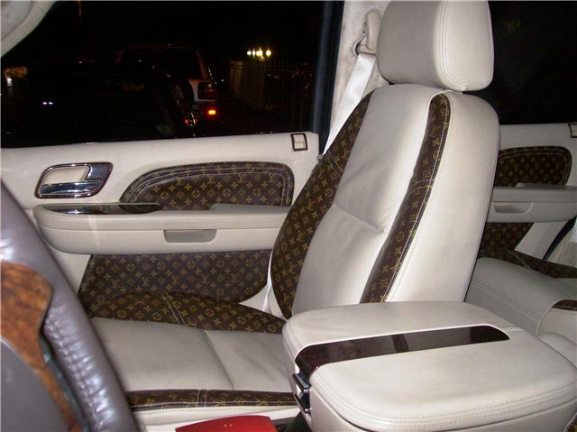 Pics For Gt Louis Vuitton Car Seat