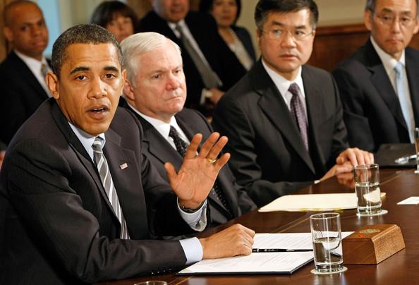 Shocking Obama Had Zero Contact W 6 Of His Cabinet