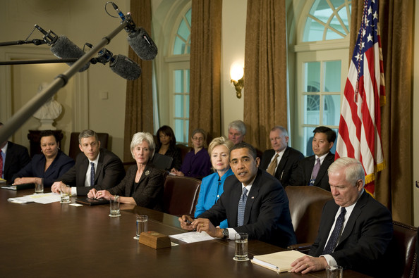 Shocking Obama Had Zero Contact W 6 Of His Cabinet