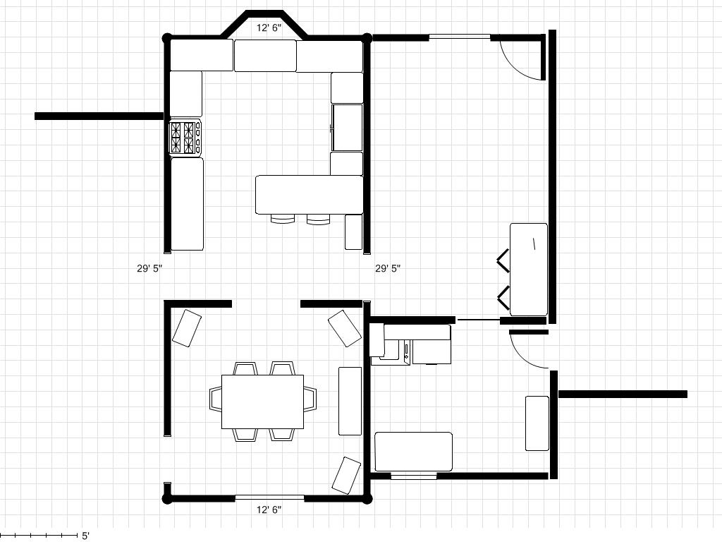 Mud Room Addition Plans