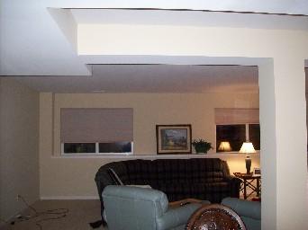 Help Me Pull The Basement Together Mirror Granite Flooring