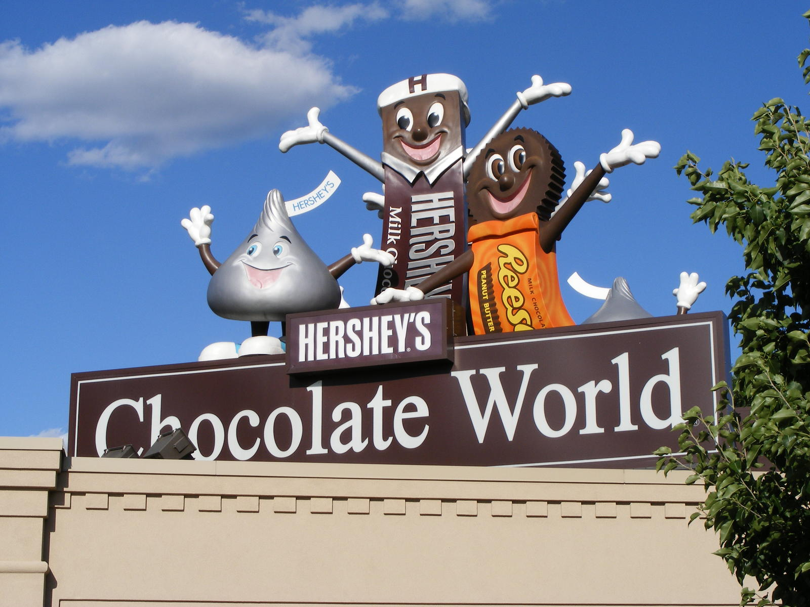 Best Weekend Trips from NYC hershey park