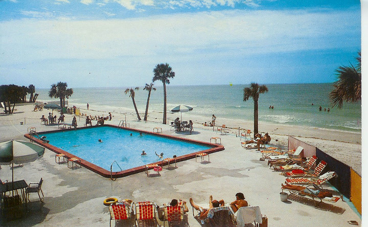 Some Old Pictures Of The Sarasota Area Tampa Bradenton Motel House Venice Florida Fl Manatee And