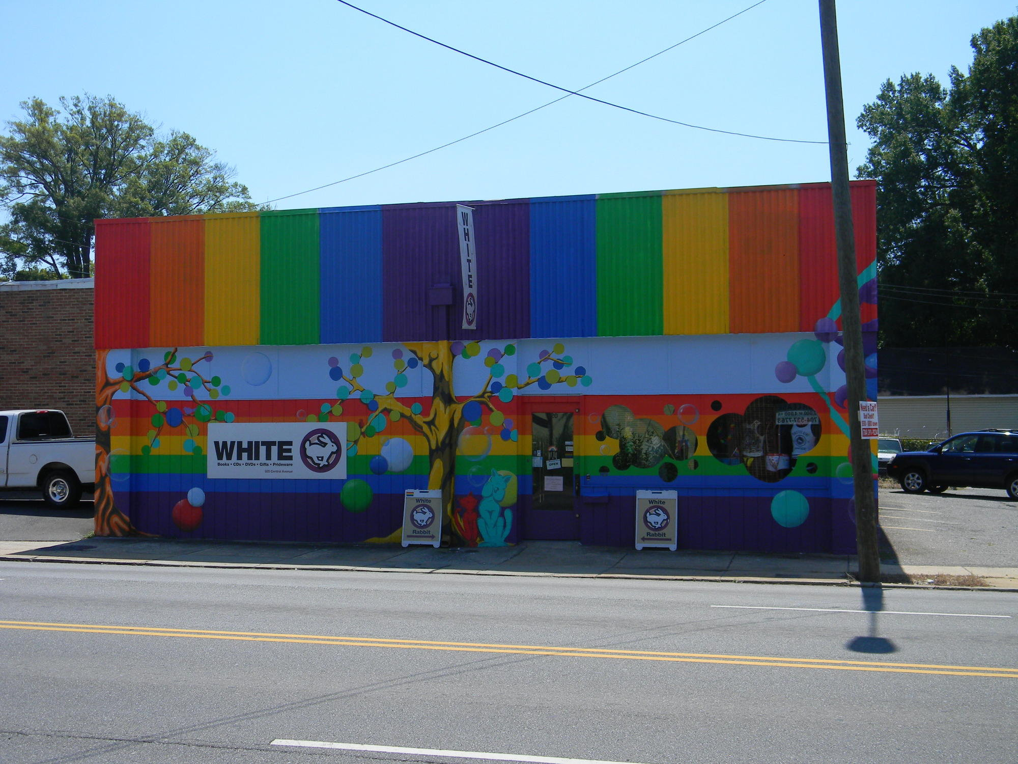 charlotte nc gay community