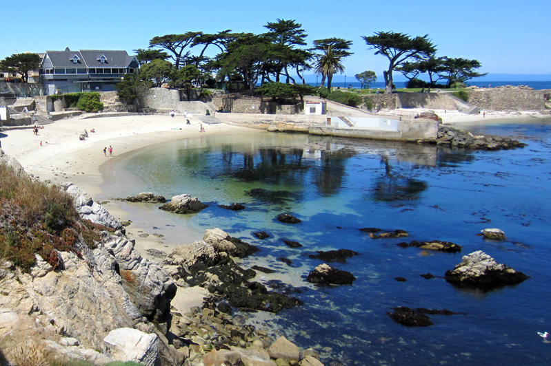 Beach House At Lovers Point Pacific Grove Ca