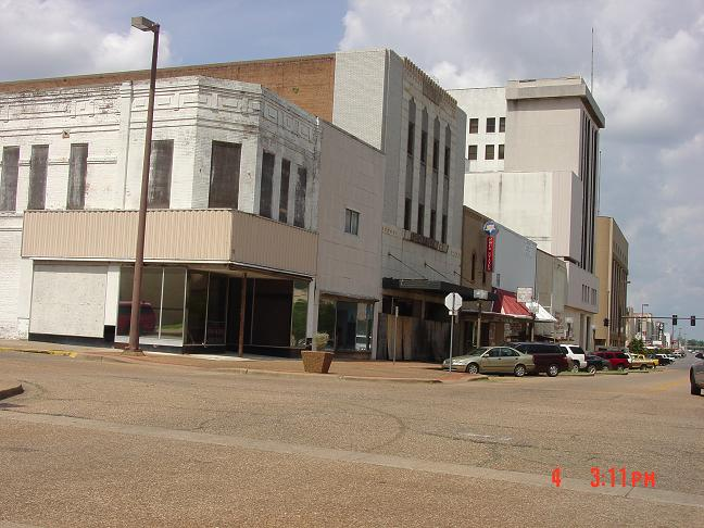 Texarkana Downtown