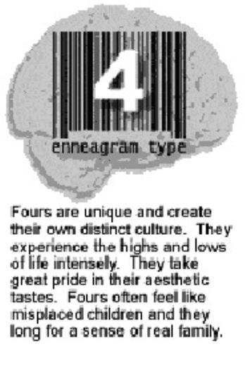 Enneagram type 4 dating