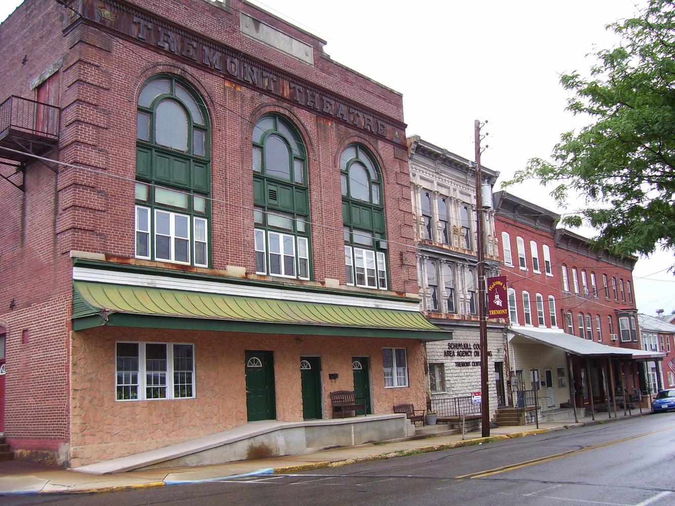 Opiniones de Dayton (Pensilvania) Adjacent Buildings