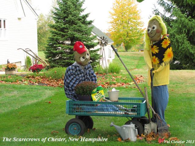 11 - Halloween New Hampshire