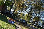 Cincinnati Neighborhood Autumn