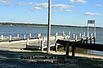 Boat ramp/launch at Long Point in Golden Beach