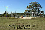 Playground at Small Beach in Golden Beach