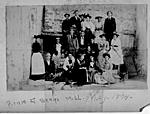 Can you identify picnic at Berg's Mill, May, 1894 001