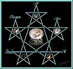 I am A Proud Pagan Pentagram
