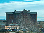 The tallest high-rise in Broomfield city/county, the Westin Tower.