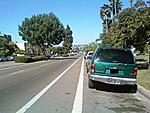San Diego Bike Lane