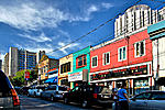 Oakland, Pittsburgh Street Life.   See more at http://www.pittsburghrealestateexperts.com/pittsburgh-photo-gallery/