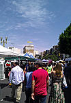 Hollywood Farmer's Market, Ivar Ave.