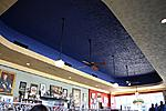 Arcade Restaurant ceiling, south Main Street in downtown Memphis