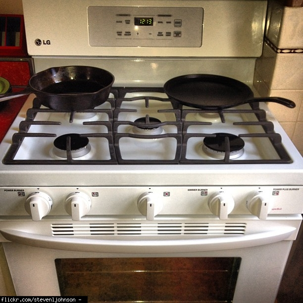 Difficult/costly To Switch From Electric To Gas Stove