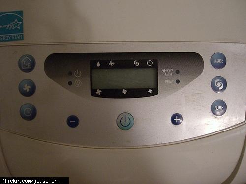 basement dehumidifier setting how much windows heat drains