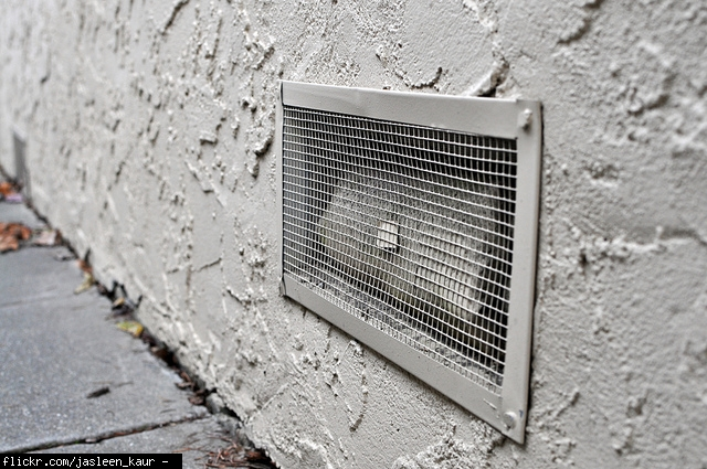 Venting A Dryer That Is Not On An Exterior Wall Floor