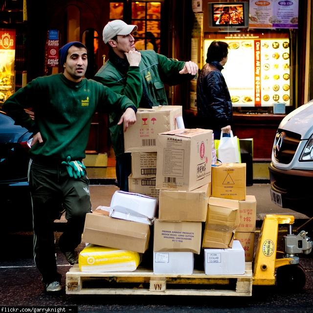Furniture Delivered: Do You Tip Furniture Delivery Guys? (appliances
