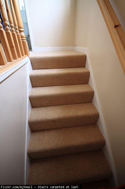 How Much Should It Cost To Convert Carpet Covered Stairs