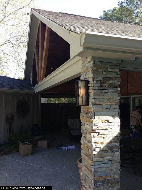 what 39 s the typical cost to build a covered patio austin