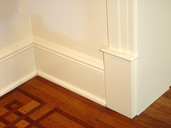 average labor cost to install baseboard trim how much painting. Black Bedroom Furniture Sets. Home Design Ideas