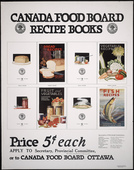 Canada Food Board recipe books
