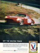1970 Valvoline Motor Oil Advertisement Car Craft Magazine March 1970