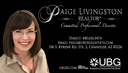 Paige Livingston Real Estate