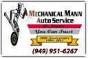 Mechanical Mann Auto Service