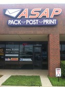 ASAP pack- pos-t print Postal Center