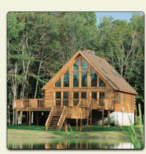 Independence Virginia Original Log Cabin Homes Business