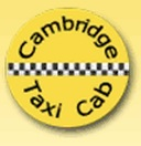Cambridge Taxi Cab