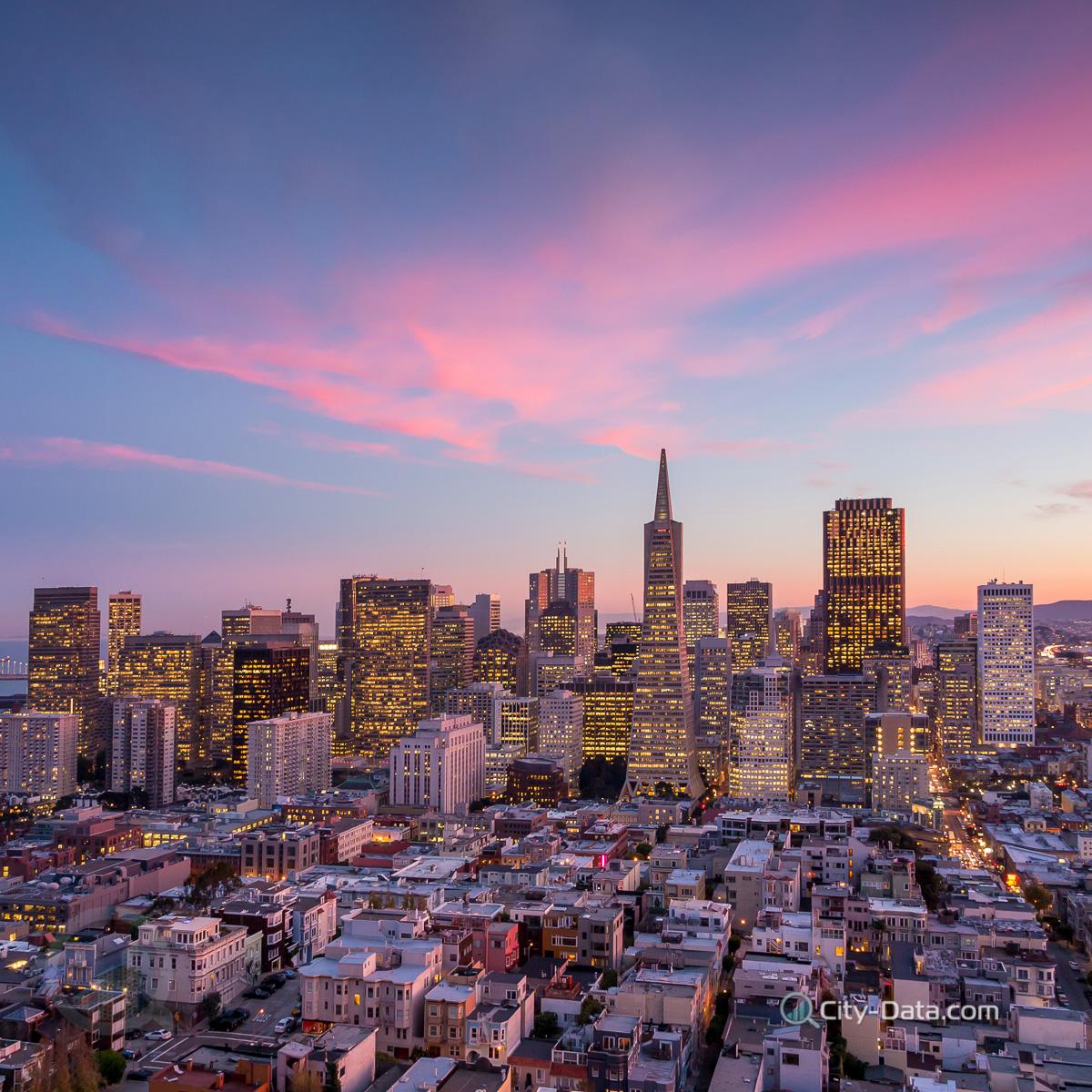 San Francisco: San Francisco Downtown